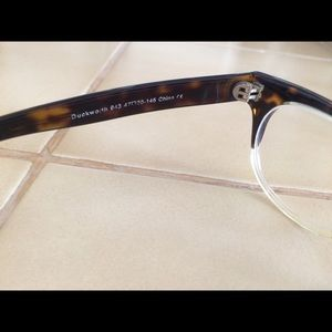 cd4846f21fc Warby Parker Accessories - Warby Parker Duckworth Basso Glasses