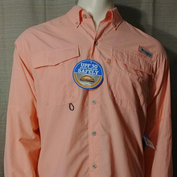 01ab5abde6a Columbia Shirts   Distant Water Long Sleeve Shirt   Poshmark