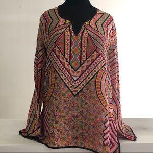 Tolani Resort '13 blouse