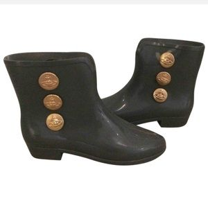 Vivennne Westwood rain boots