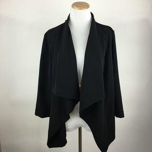 Eloquii open front blazer Sz 14W