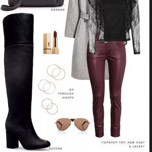 Rozena Suede Boots