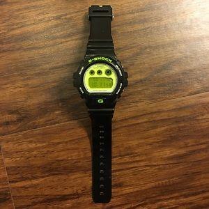 Casio G-Shock Water Resistant Watch