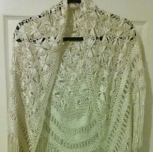 Saks Fifth Avenue shawl
