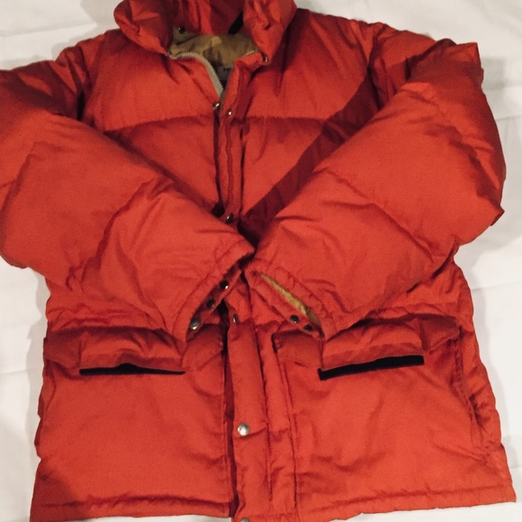 5ffc1d6d1 MENS VINTAGE THE NORTH FACE DOWN COAT 80'S PUFFER