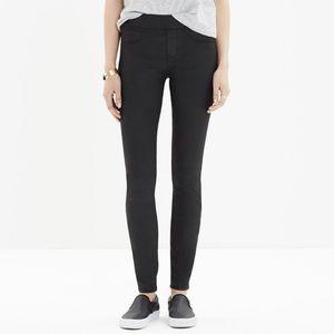 Madewell coated leggings size 27