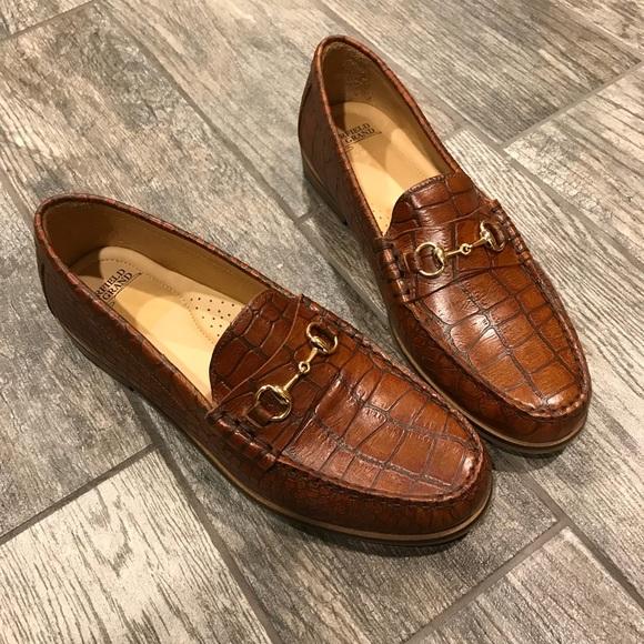 451f2a9c7e6 Warfield   Grand Leather Santan Bit Loafer