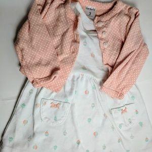Other - Cute hot air balloon baby dress