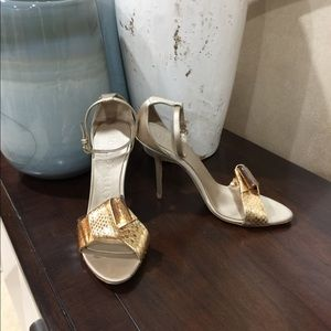 Burberry Bow Heels