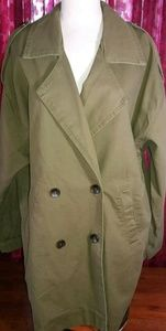 New Silence Noise U. Outfitters Coat