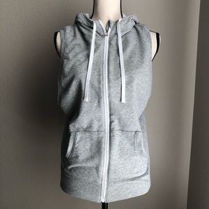 OLD NAVY Performance Vest with Hood in Small NWOT