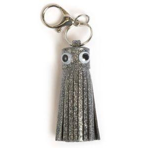 New googly eye backpack tassel or keychain