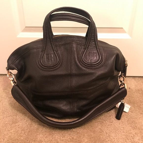 Authentic Givenchy nightingale medium hobo bag 9385a5e1cac88