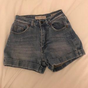 SALE❤️PacSun Mom Shorts
