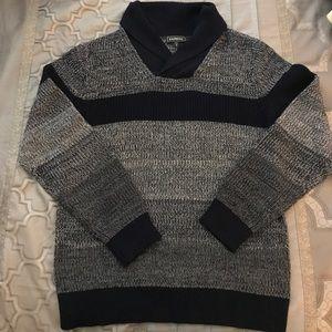 Men express sweater