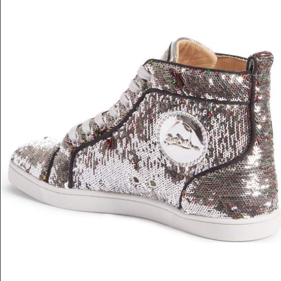 e1b6b221430 CHRISTIAN LOUBOUTIN Bip Bip Woman Orlato Sneakers