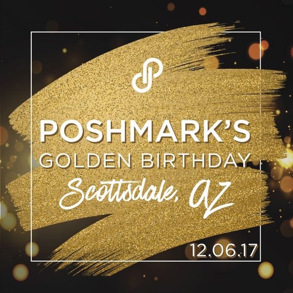 PoshmarkTurns6 Accessories - Thank you 4 a great night loved meeting you all❤️