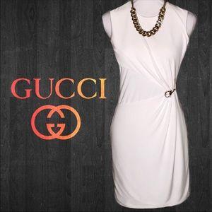 Gucci Jersey Knit Dress