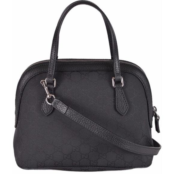74c8f7710f9d9d Gucci Bags | Convertible Mini Dome Ssima Crossbody | Poshmark