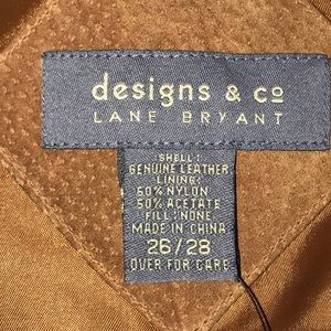 Lane Bryant Jackets & Coats - Lane Bryant Woman's Coat Brown 26W/28W - CLEARANCE