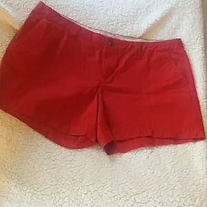 Old navy low rise shorts, plus