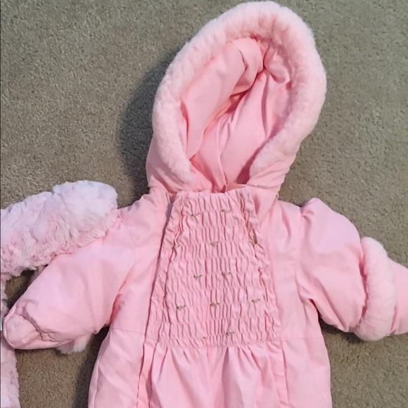 7f193dba4 Rothschild Jackets & Coats | Baby Girl Snow Suit | Poshmark