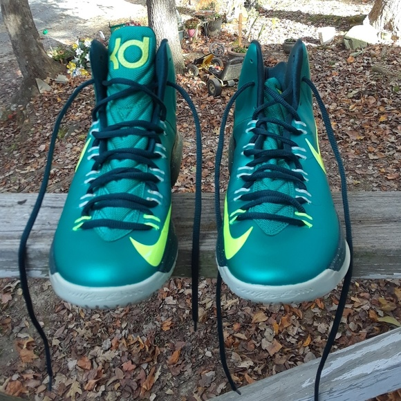 ee3e3e1beb38 Nike Zoom Kd V Hulk Shoes