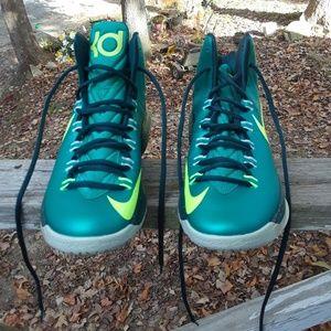 Nike  Zoom Kd V Hulk men's Shoe's Size 8.5