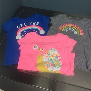 Other - 4t shirts