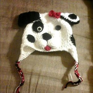 Other - Dalmatian hat