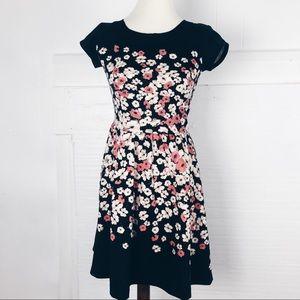 Lauren Conrad floral Dress size 2