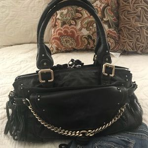 Authentic Chloe Paddington Leather Handbag
