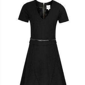 NWT Reiss Black Tilda dress US 8, UK 12