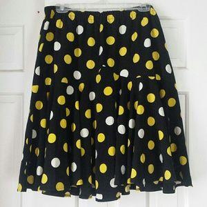 Dresses & Skirts - Polka-dot skirt