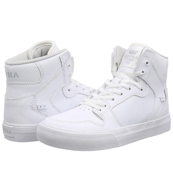 9383a2ce6d83 Supra Vader Unisex Kids Sneaker