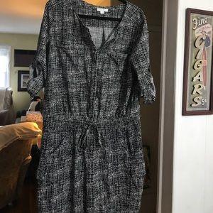 New York & co jumpsuit