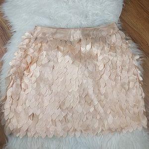 Kardashian Kollection Pink Party Skirt