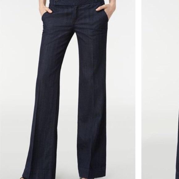 f4a0c2619d777 Banana Republic Denim - Banana Republic Limited Edition Trouser Jeans
