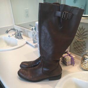 Steve Madden brown Boots 👢