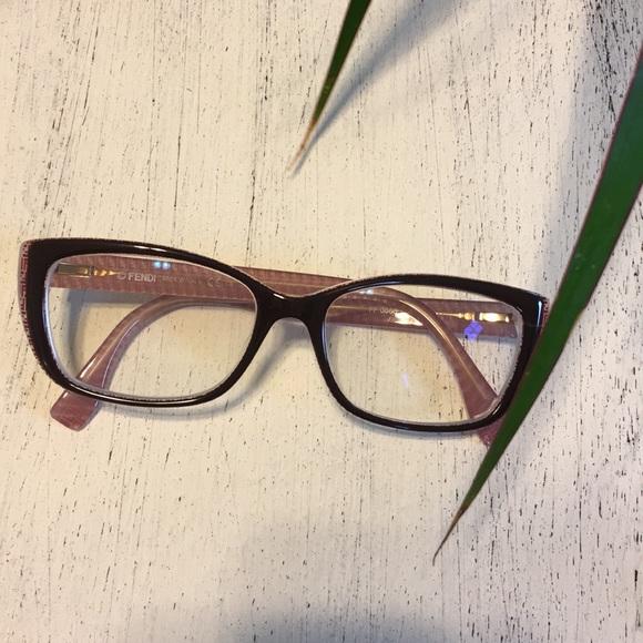 Fendi Accessories | Eyeglass Frames Currently 300 Power | Poshmark