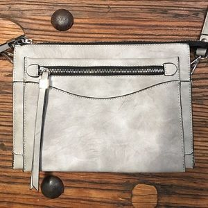 Urban Expressions Gray Crossbody