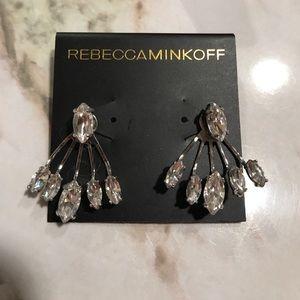 Rebecca Minkoff ear crawlers
