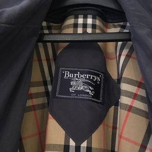 Burberry's of London trench