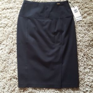 Ivanka Trump black pencil skirt, S/P