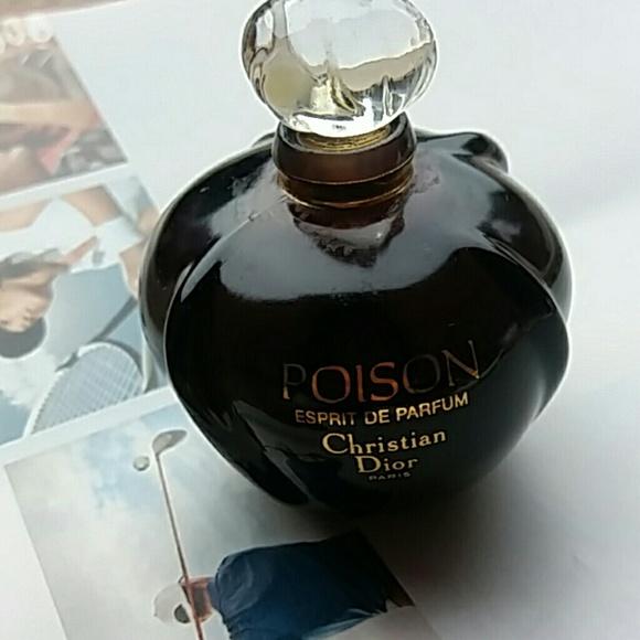 Dior Other | Christian Vintage Poison Parfum | Poshmark