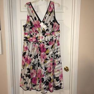 NWT sleeveless dress - Plus Size 22