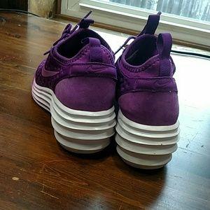 2bfed2e8cc12 Nike Shoes - Nike lunar elite sky hi wedge sneakers 8