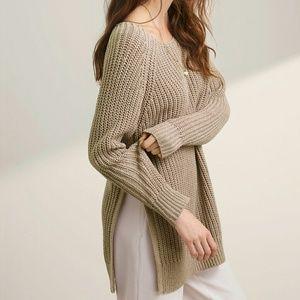 Aritzia/Wilfred Sweater