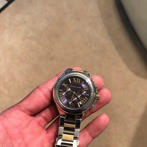 Michael Kors Watch NO scratches!!! Needs battery