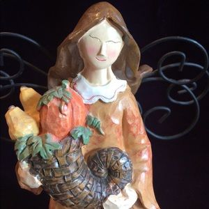 Thanksgiving Harvest Angel